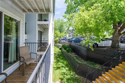 Lakewood Condo/Townhouse Under Contract: 13093 West Cedar Drive #221