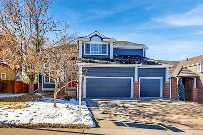 Parker Single Family Home Under Contract: 10669 Singleleaf Court