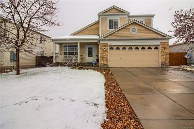 Aurora Single Family Home Active: 22477 East Dorado Place