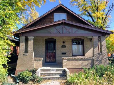 Denver Rental Active: 1294 South Lincoln Street #B