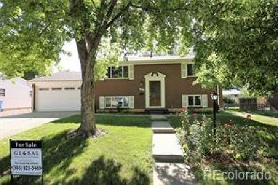 Arvada Single Family Home Active: 6762 Quay Court