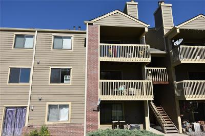 Arvada Condo/Townhouse Under Contract: 6385 Oak Street #206