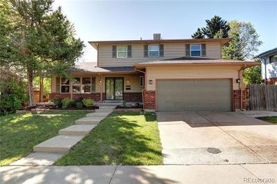 Denver Single Family Home Active: 2964 South Verbena Way