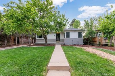 Single Family Home Active: 635 Krameria Street