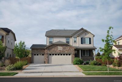 Aurora Single Family Home Active: 6674 South Kellerman Way