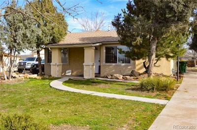 Commerce City Single Family Home Active: 6209 East 64th Avenue