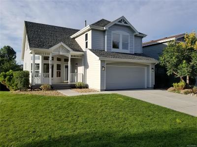 Parker Single Family Home Active: 21822 Saddlebrook Drive