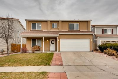 Denver CO Single Family Home Under Contract: $384,900