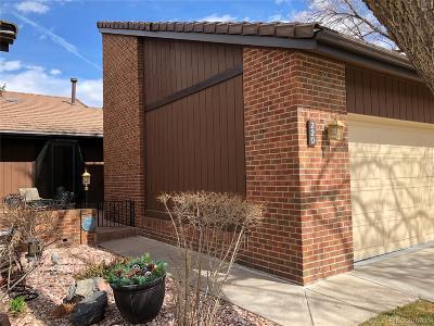 Denver Condo/Townhouse Under Contract: 6325 West Mansfield Avenue #220