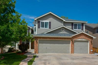 Highlands Ranch Single Family Home Active: 10189 Royal Eagle Lane
