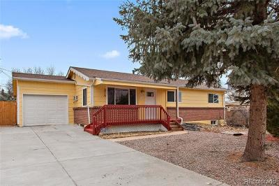 Castle Rock Single Family Home Active: 112 Ash Avenue