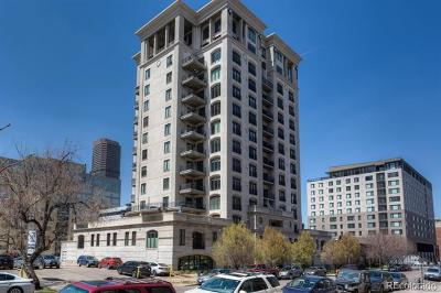 Denver Condo/Townhouse Active: 1827 North Grant Street #904