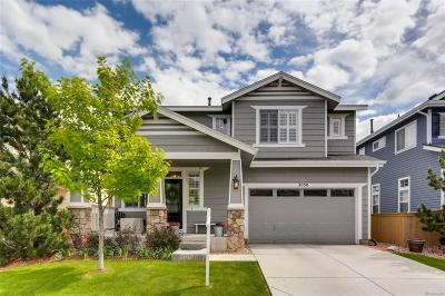 Highlands Ranch Single Family Home Under Contract: 3050 Redhaven Way