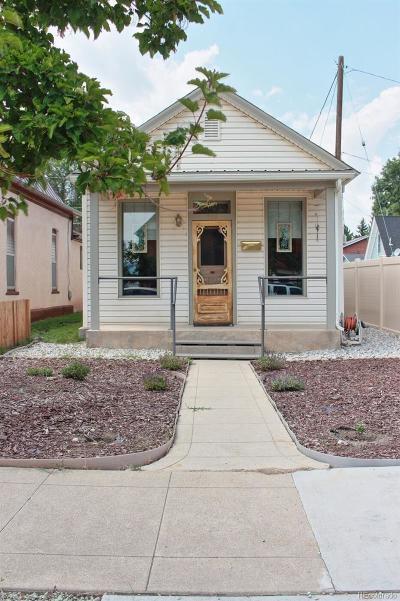 Salida Single Family Home Active: 528 E Street