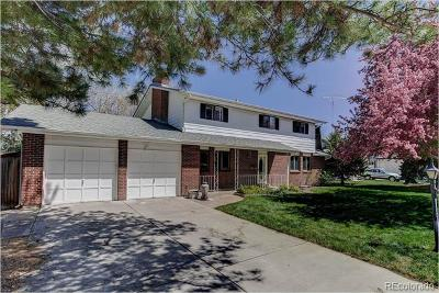 Broomfield Single Family Home Active: 1174 Eagle Road