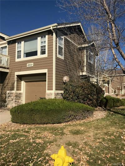 Parker CO Condo/Townhouse Active: $265,000