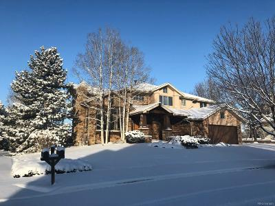 Broomfield County Single Family Home Active: 1579 Redwing Lane