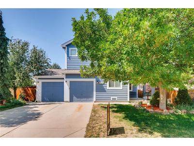 Highlands Ranch Single Family Home Under Contract: 8771 Little Gull Court