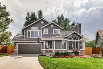 Parker Single Family Home Under Contract: 12695 South Mile Creek Court