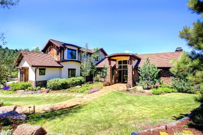 Castle Rock Single Family Home Under Contract: 1932 Avenida Del Sol