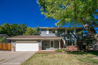 Single Family Home Active: 3357 South Oneida Way