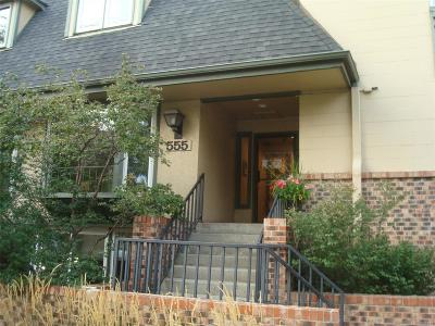 Alamo Placita, Capital Hill, Capitol Hill, Governor's Park, Governors Park Condo/Townhouse Active: 555 East 10th Avenue #206