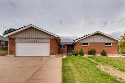 Northglenn Single Family Home Active: 10021 Brigitte Drive