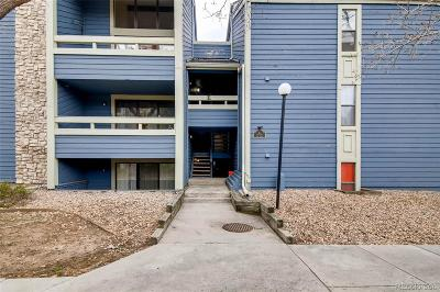 Aurora Condo/Townhouse Active: 14091 East Tufts Drive #E11