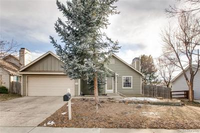 Aurora Single Family Home Active: 17806 East Bellewood Drive