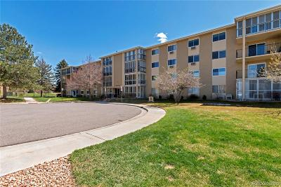 Condo/Townhouse Sold: 13618 East Bethany Place #108