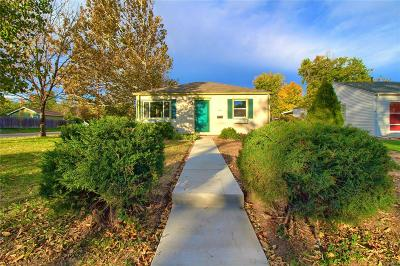 Denver Single Family Home Active: 1701 Willow Street
