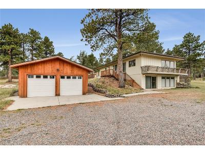 Evergreen Single Family Home Under Contract: 6121 Highway 73