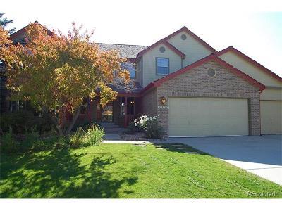 Highlands Ranch Single Family Home Active: 10012 Saddlehorn Lane