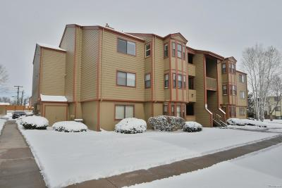 Denver Condo/Townhouse Under Contract: 8771 Dawson Street #301