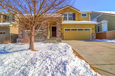 Highlands Ranch Single Family Home Under Contract: 10568 Laurelglen Circle