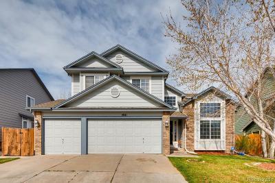 Aurora CO Single Family Home Active: $430,000