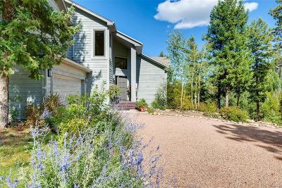 Conifer, Evergreen Single Family Home Active: 6637 Berry Bush Lane