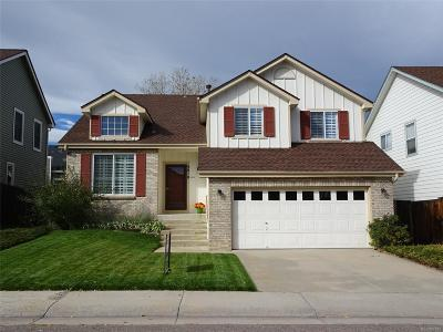 Highlands Ranch Single Family Home Active: 9810 Foxhill Circle