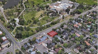Denver Residential Lots & Land Active: 4015 East 18th Avenue
