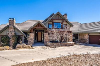 Castle Rock Single Family Home Active: 769 Valderrama Court