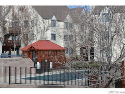 Greenwood Village Condo/Townhouse Under Contract: 6380 South Boston Street #297