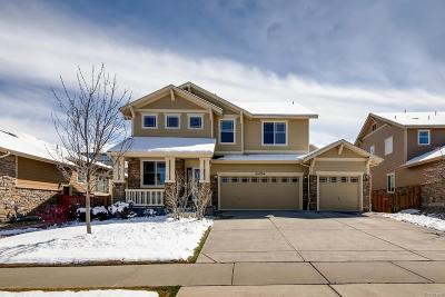 Aurora Single Family Home Active: 26094 East Peakview Place