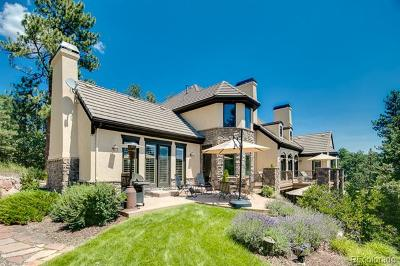 Castle Pines Village, Castle Pines Villages Single Family Home Active: 228 Hidden Valley Lane
