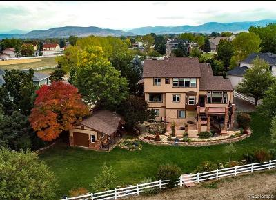 Arvada Single Family Home Under Contract: 15721 West 79th Place
