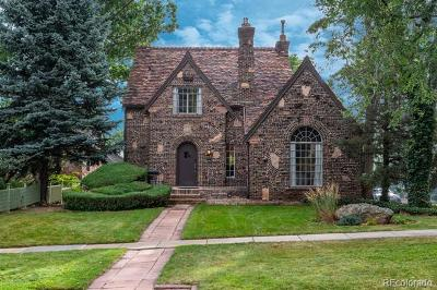 Boulder CO Single Family Home Active: $2,199,000