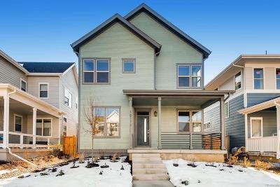 Denver Single Family Home Active: 10174 East 59th Avenue