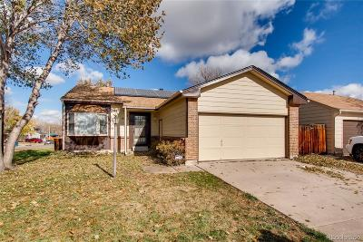 Arvada Single Family Home Active: 5991 West 68th Avenue