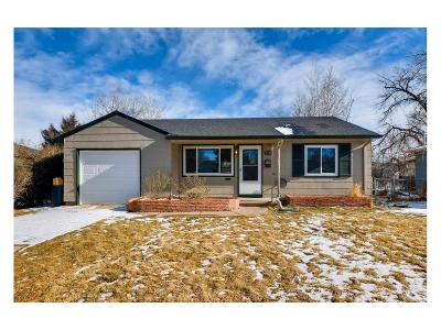 Denver Single Family Home Under Contract: 2732 South Jackson Street