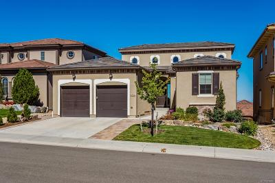 Lone Tree Single Family Home Active: 9763 Cantabria Point