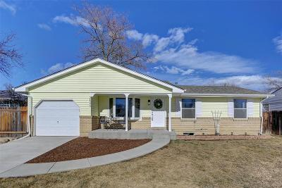 Longmont Single Family Home Active: 2640 Danbury Drive
